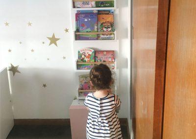Biblioteca de Pared