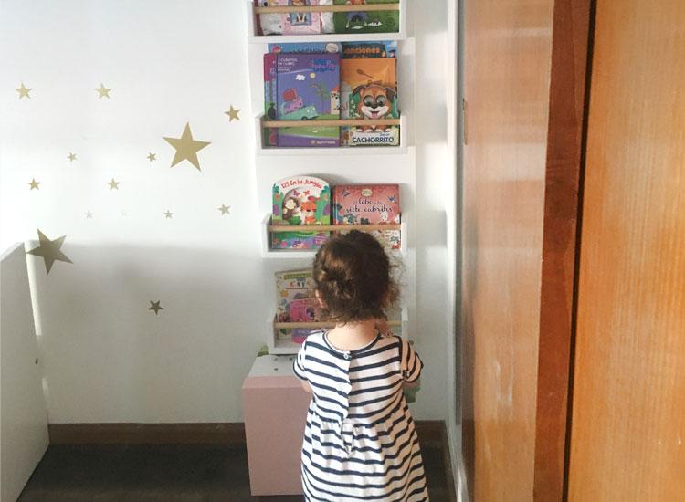 13 biblioteca de pared