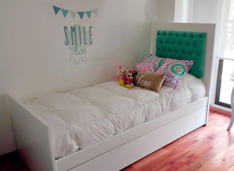 3 cama tradional capitone